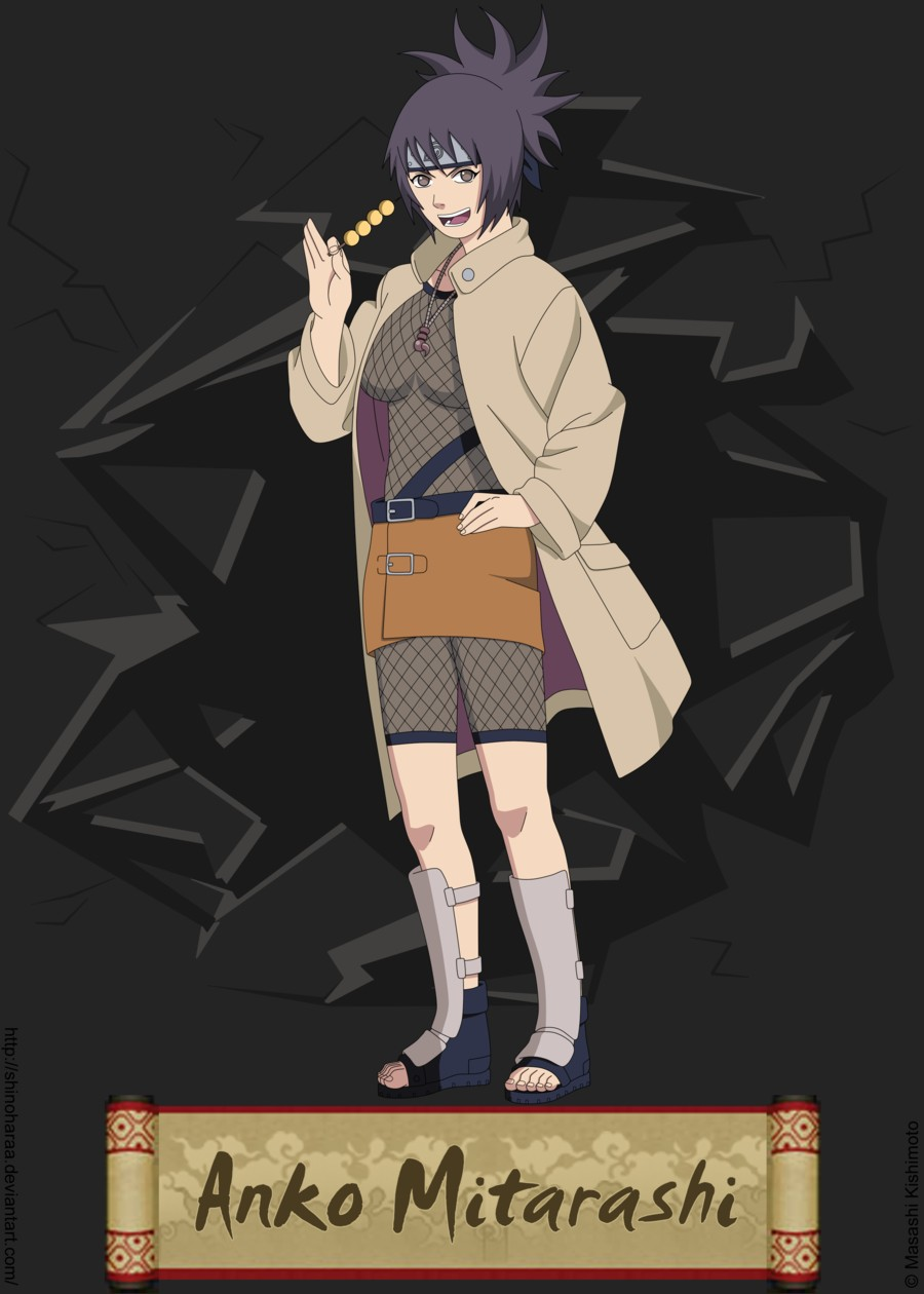 mitarashi anko naruto page 2 of 4 zerochan anime