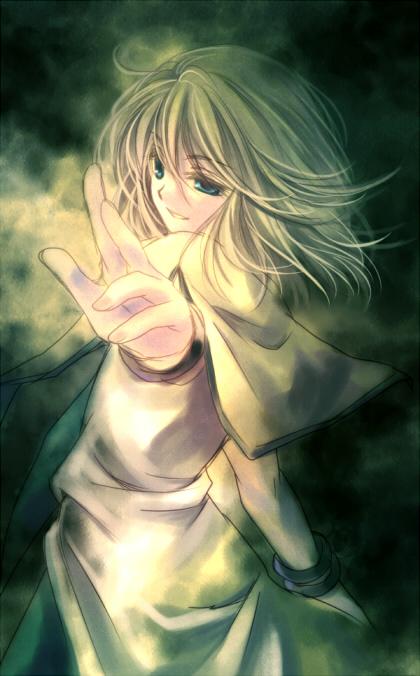 Tags: Anime, Mio (Yumehikou), Tales of Symphonia, Mithos Yggdrasill