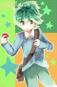 Mitsuru (Pokémon)