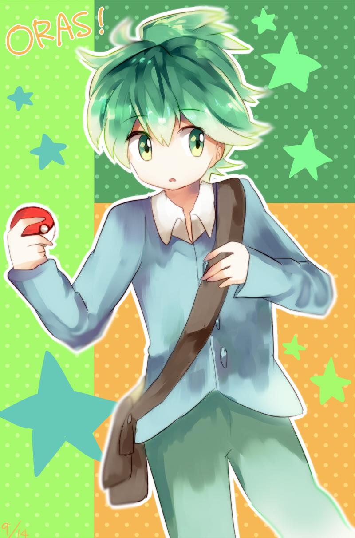 mitsuru  pok u00e9mon   wally  pokemon