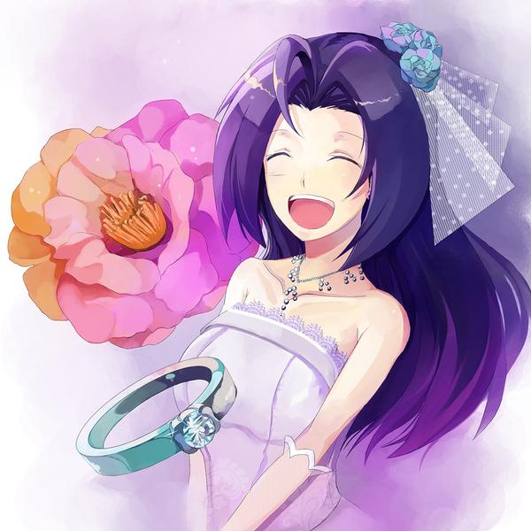 Read Manga Warm Wedding: Miura Azusa - THE IDOLM@STER