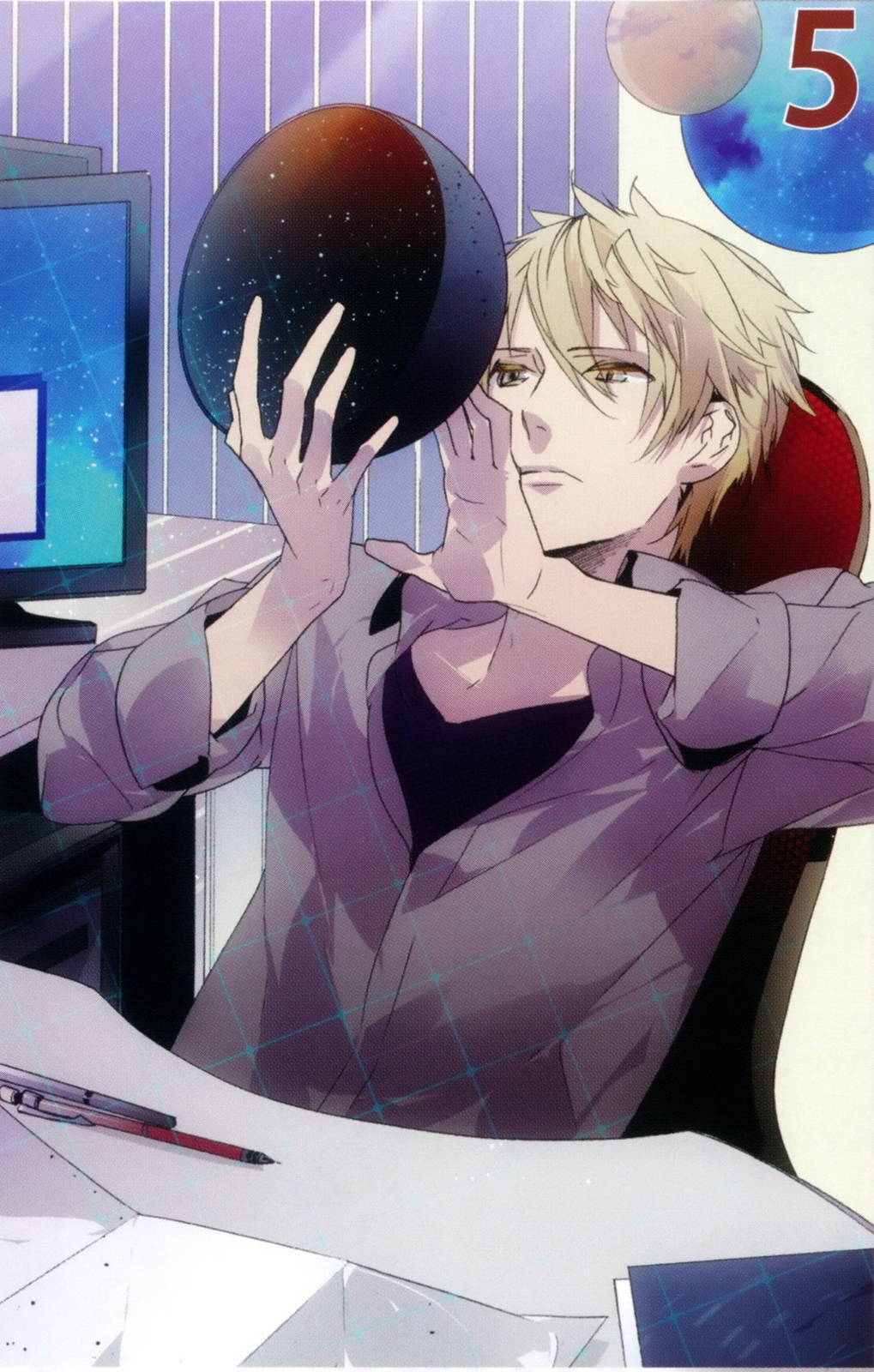 miyaji ryunosuke starry�sky�� zerochan anime image board
