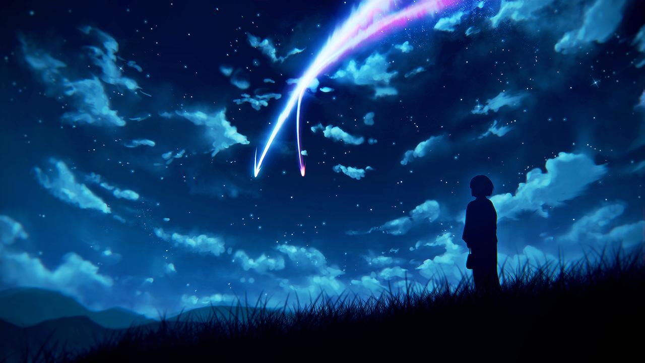 300 Wallpaper Anime Hd Kimi No Nawa HD