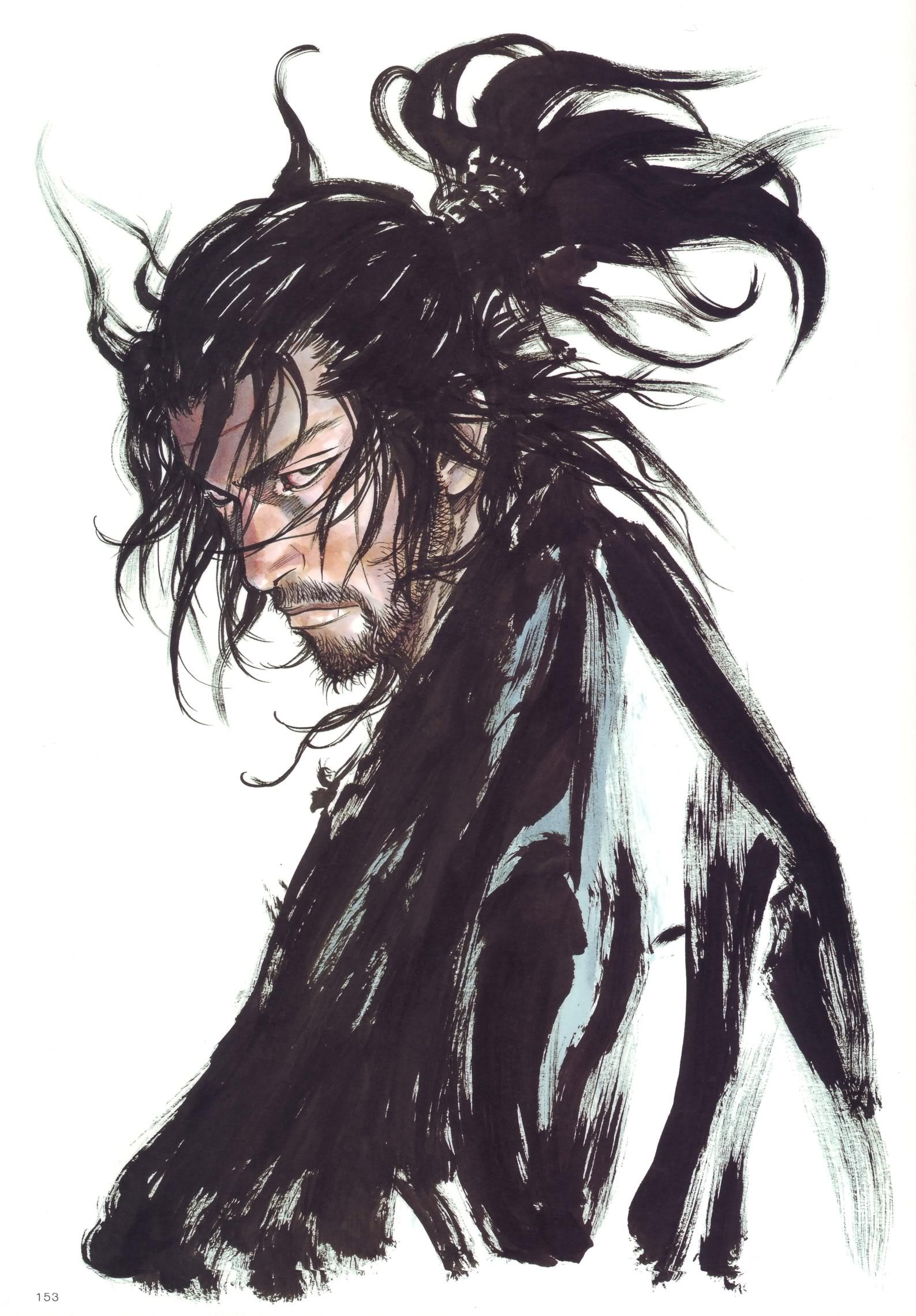 Miyamoto Musashi Vagabond Download Image