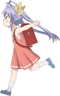 Tags: Anime, Ootsuka Mai, Silver Link, Non Non Biyori, Miyauchi Renge, Randoseru, Official Art