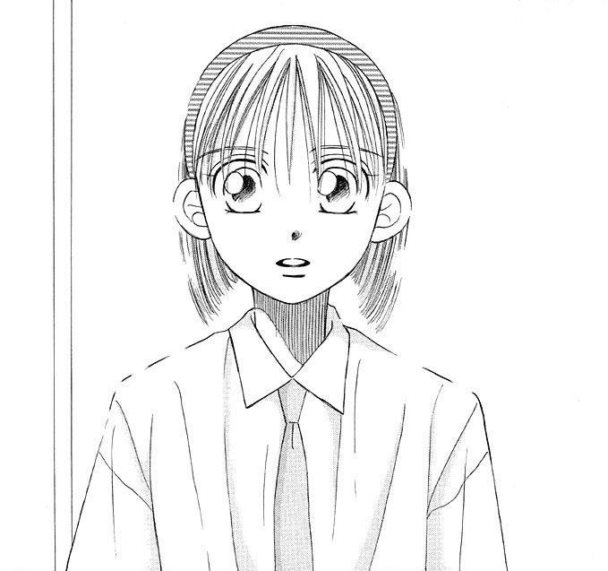 Tags: Anime, Kareshi Kanojo no Jijou, Miyazawa Yukino, Manga Page, Scan