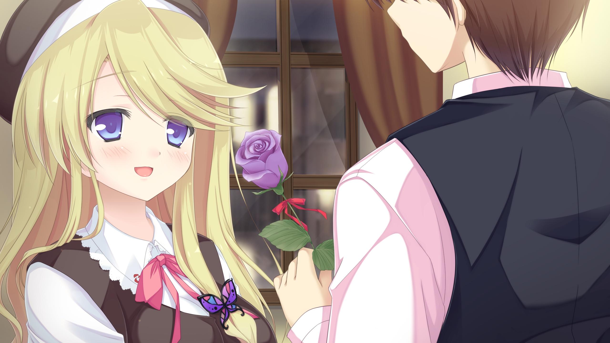 Unduh 3000+ Wallpaper Anime Romance Zerochan  Terbaru