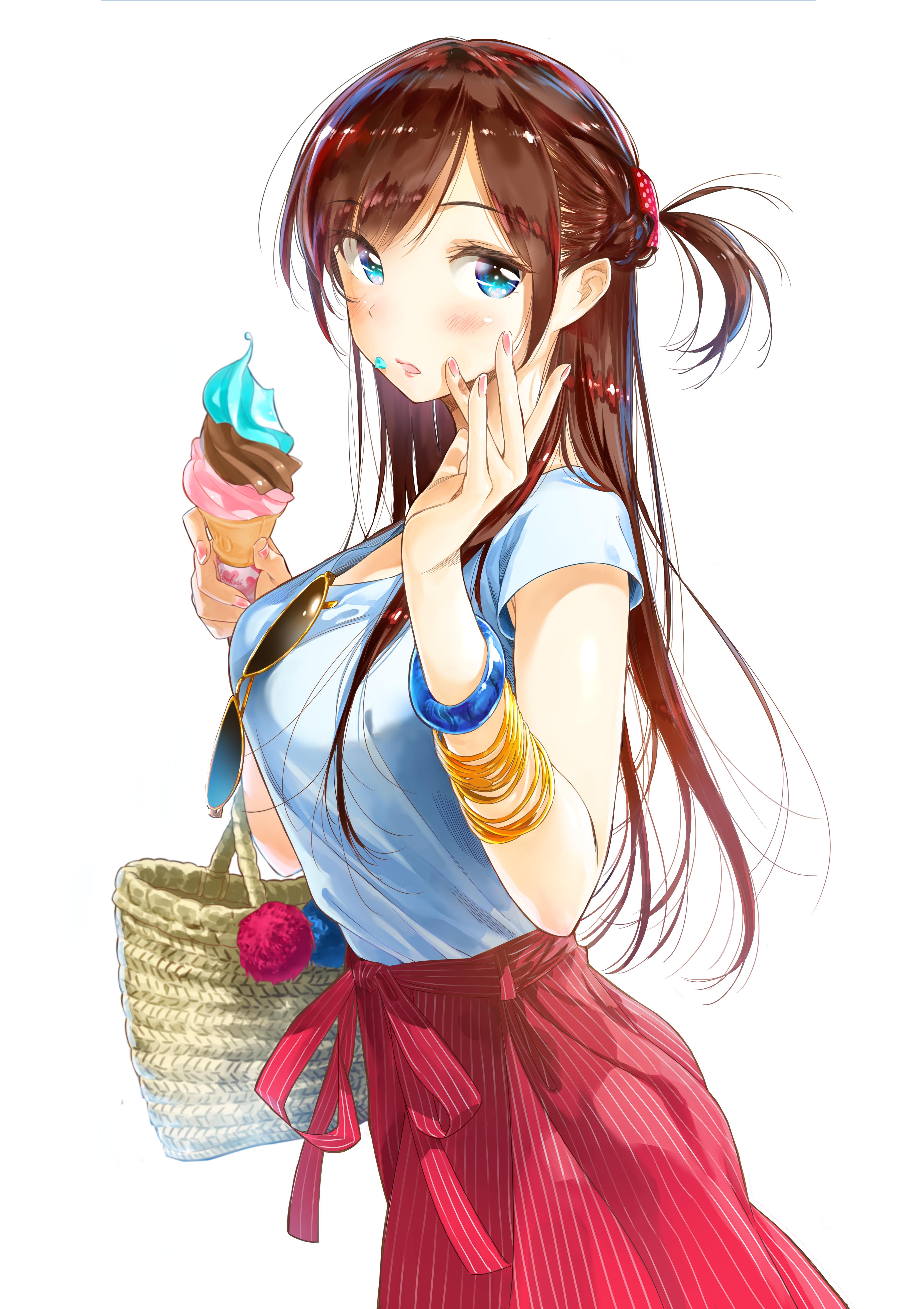 Mizuhara Chizuru Kanojo Okarishimasu Image 2813359 Zerochan Anime Image Board