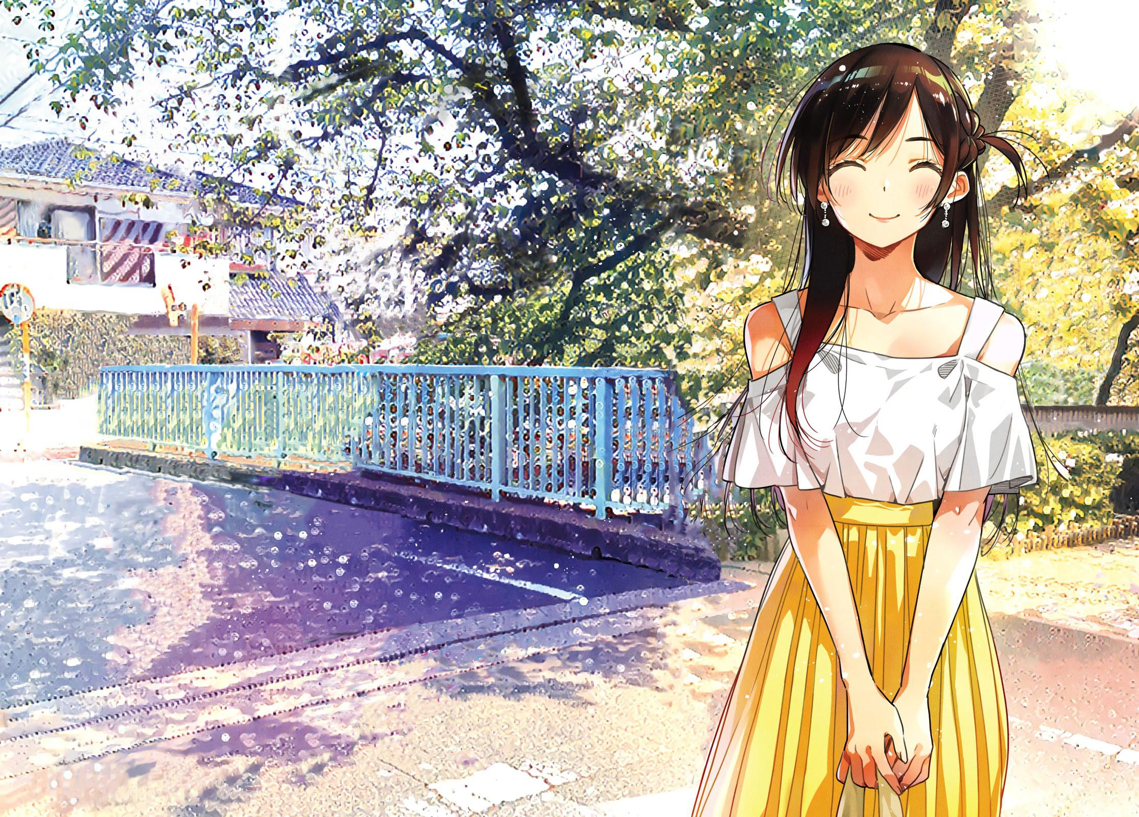 Kanojo Okarishimasu Rent A Girlfriend Zerochan Anime Image Board