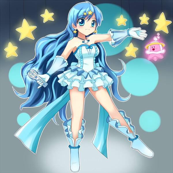 Tags: Anime, Miru, Mermaid Melody Pichi Pichi Pitch, Mizuiro Pearl Voice, Houshou Hanon, Fanart