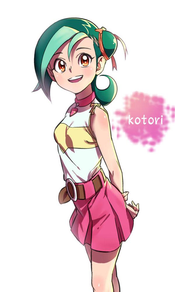 Mizuki Kotori (Tori Meadows) - Yu-Gi-Oh! ZEXAL - Image