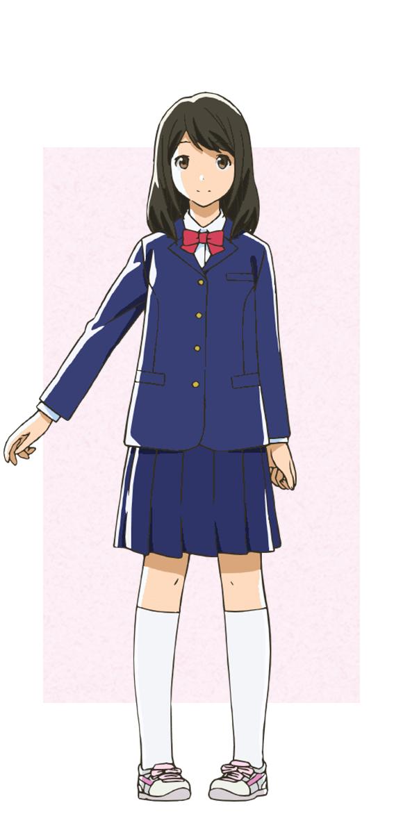 Tags: Anime, Morita Kazuaki, Feel (Studio), Tsuki ga Kirei, Mizuno Akane, PNG Conversion, Official Art, Cover Image