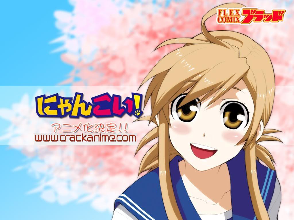 Mizuno kaede 494356 zerochan for Nyan koi 04 vostfr
