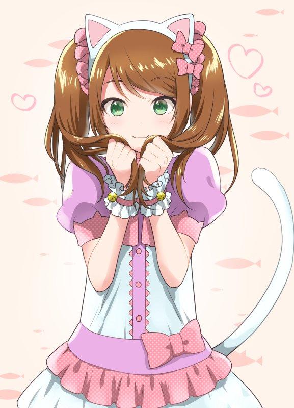 Tags: Anime, THE iDOLM@STER: SideM, Mizushima Saki, Kikuchi Mataha, Mobile Wallpaper, Pixiv, Fanart, Fanart From Pixiv