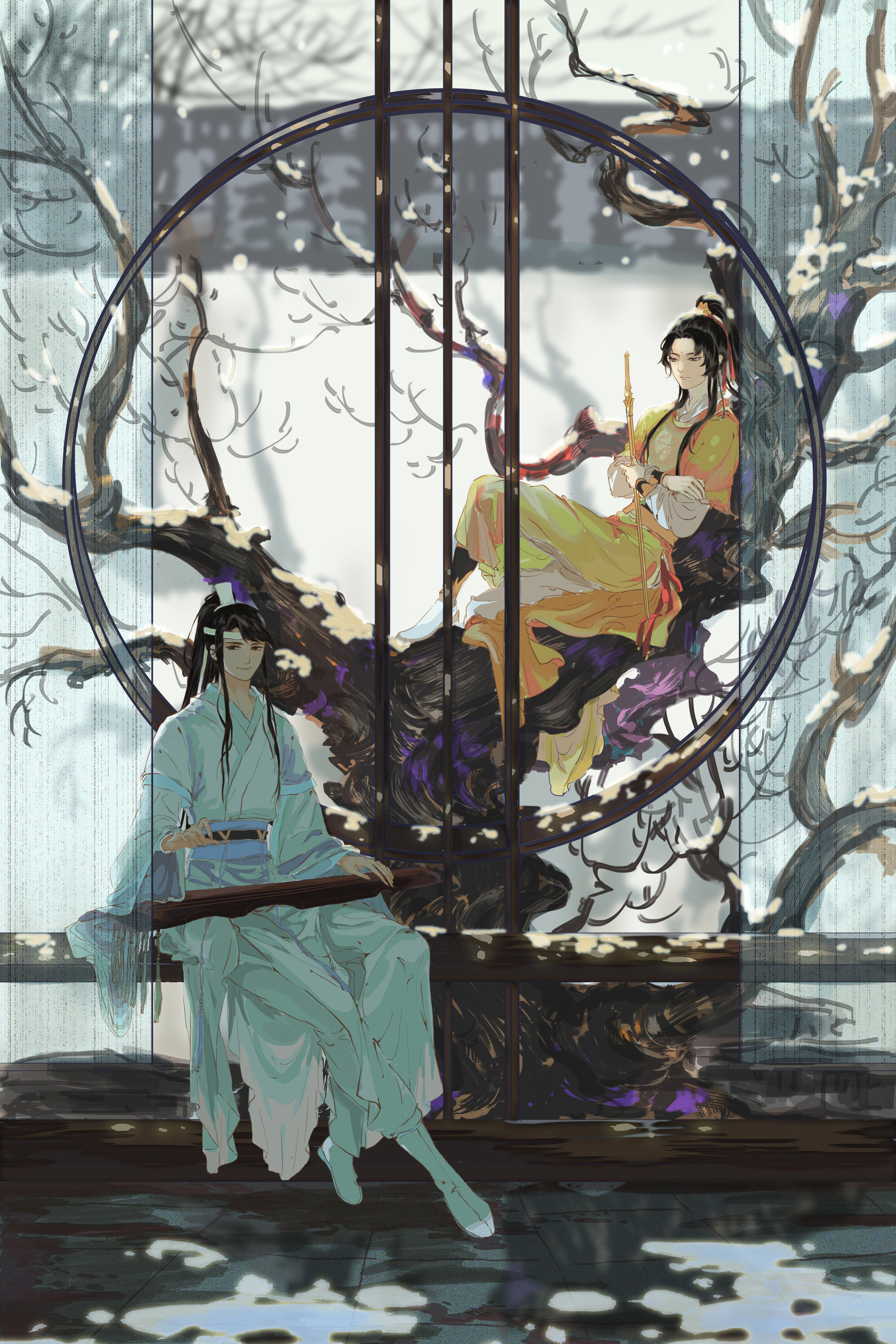 Mo Dao Zu Shi Wallpaper - Wallpaper Core