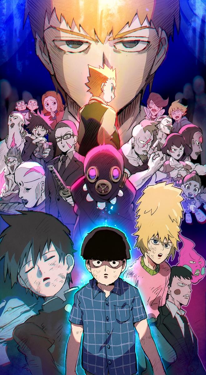 Suzuki Shou Mob Psycho 100 Zerochan Anime Image Board