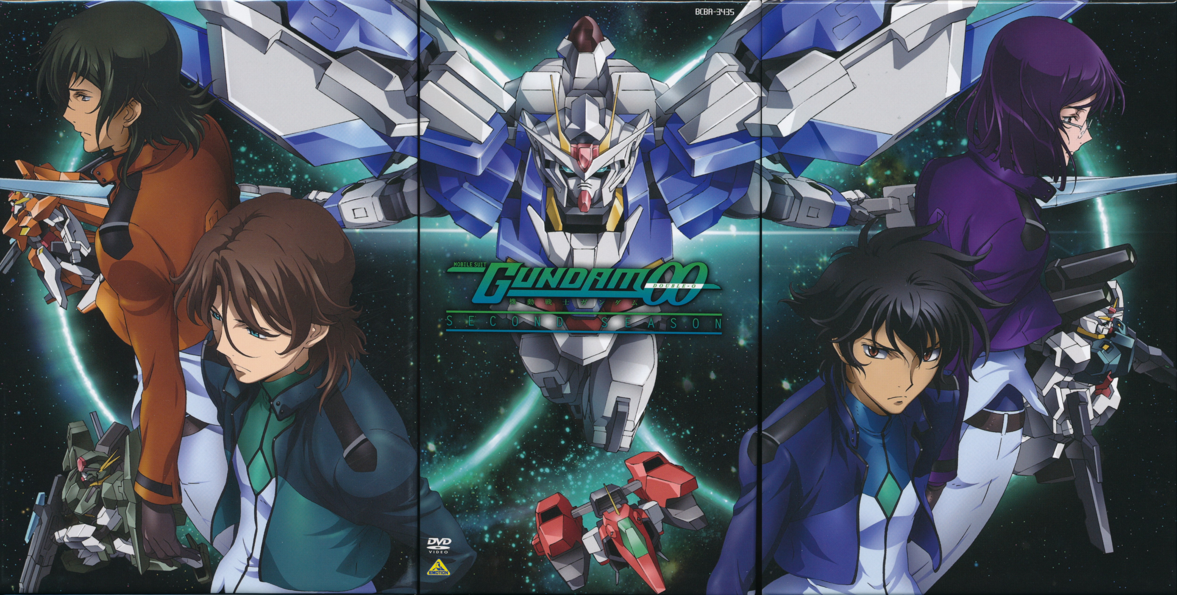 Mobile Suit Gundam 00 Wallpaper 116901 Zerochan Anime Image Board