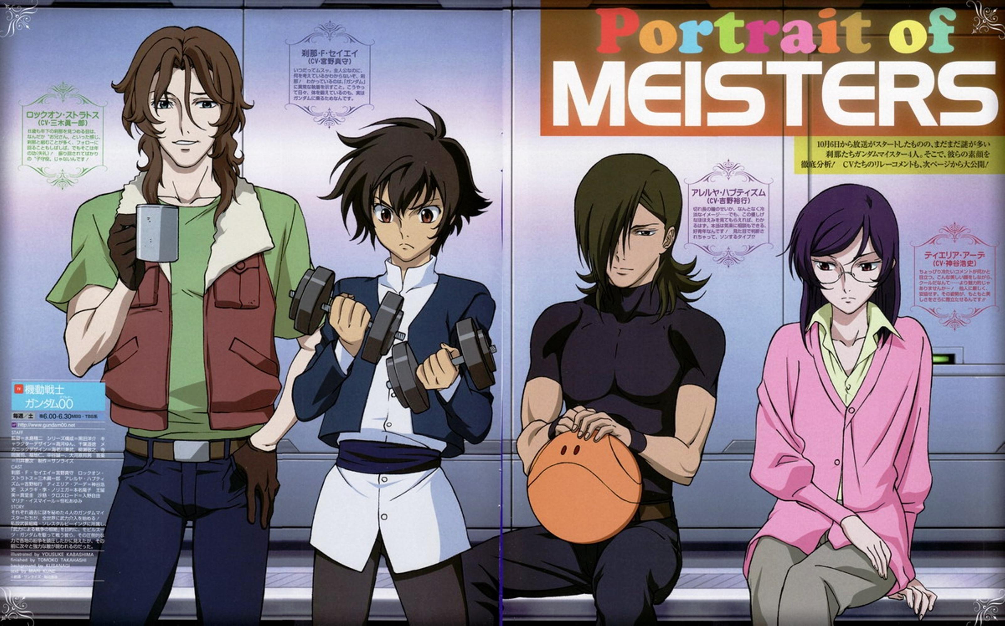 Mobile Suit Gundam 00 Wallpaper 124277 Zerochan Anime Image Board