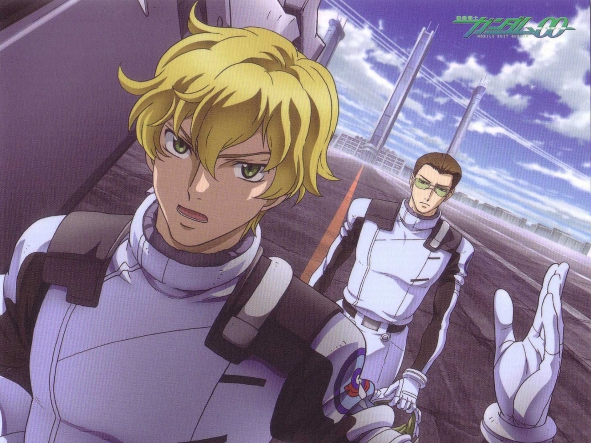 Gundam 00 Space Suit - Pics about space