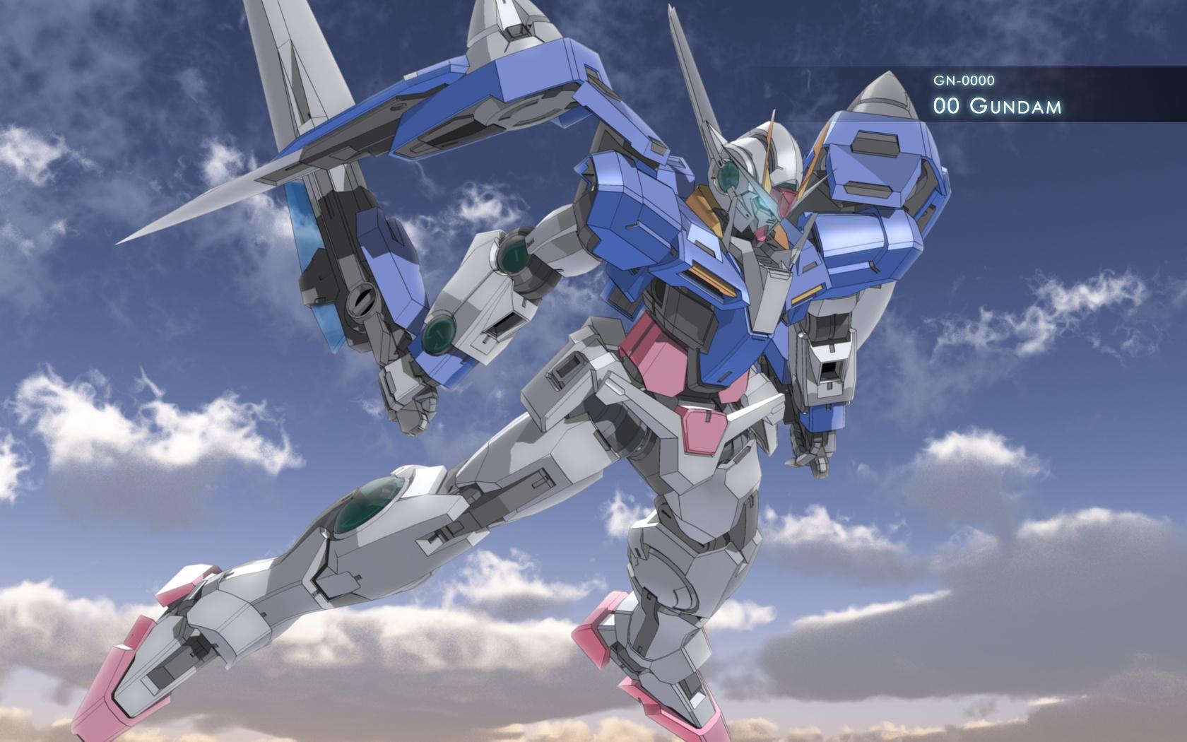 GN-0000 00 Gundam - Zerochan A...