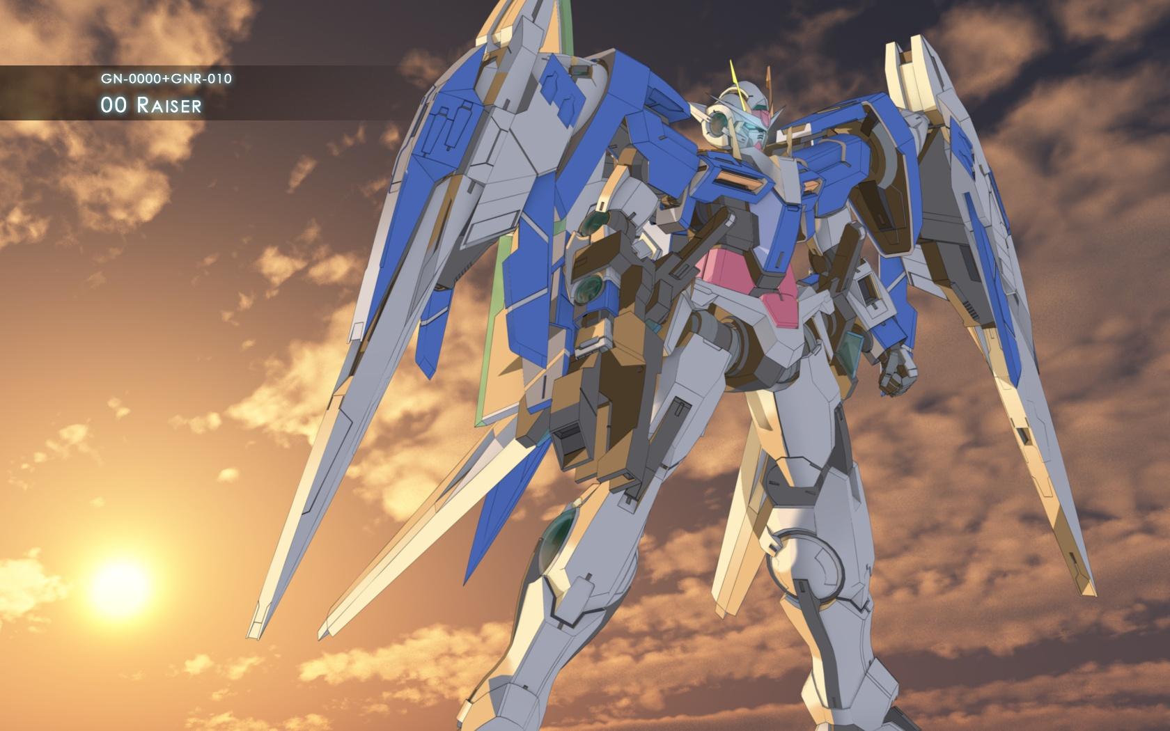 Mobile Suit Gundam 00 Wallpaper 185520 Zerochan Anime Image Board