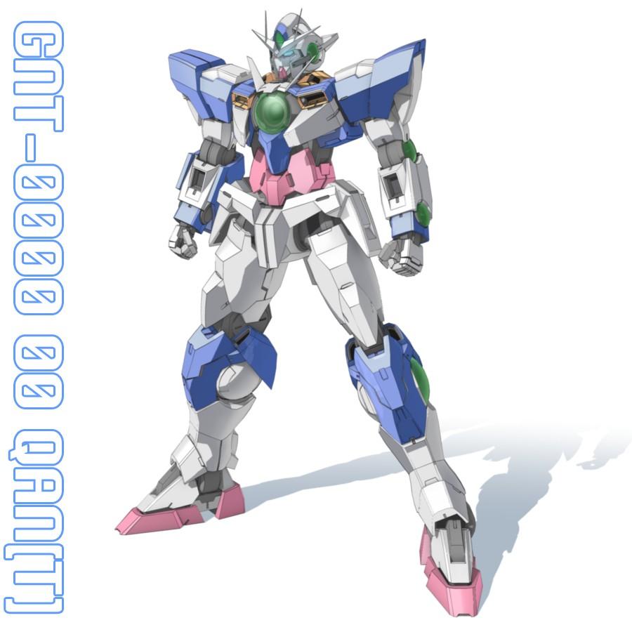 Mobile Suit Gundam 00 Mecha Page 10 Zerochan Anime Image Board Bandai 1 144 Hgoo Gnt 0000 Qant Qanta Download