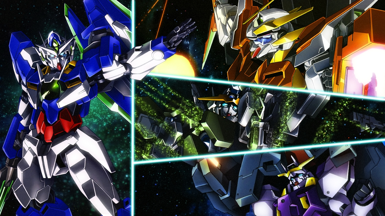 Mobile Suit Gundam 00 Wallpaper #1947236 - Zerochan Anime Image Board