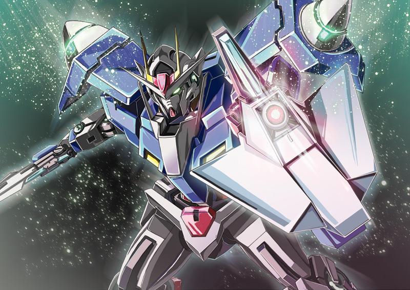 Gundam 00 Anime