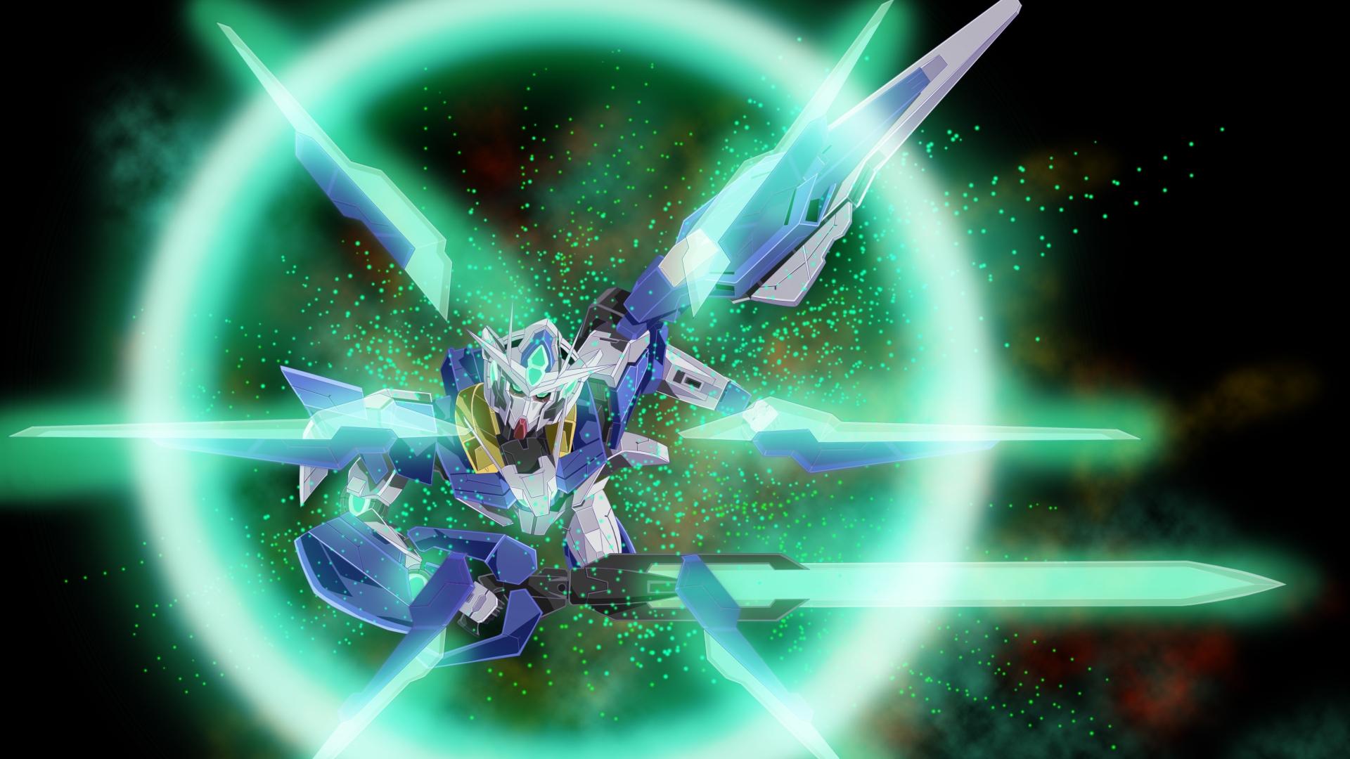 Mobile Suit Gundam 00 Hd Wallpaper 632978 Zerochan Anime