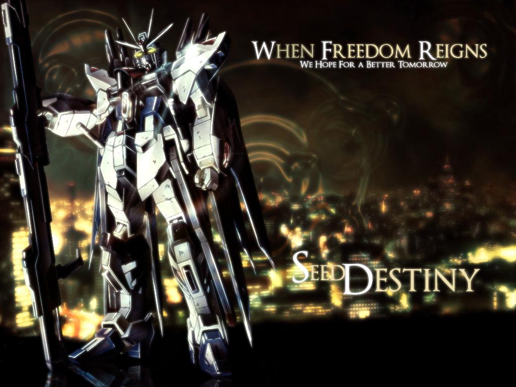View Fullsize Mobile Suit Gundam SEED Destiny Image