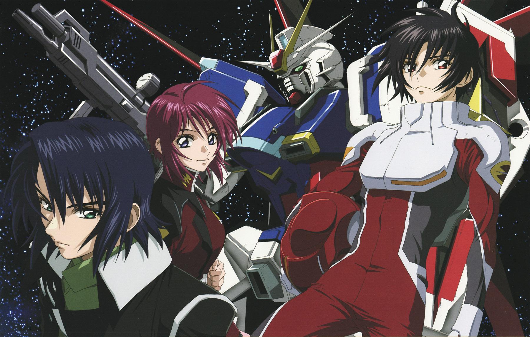 Watch Mobile Suit Gundam Seed Destiny Episodes Online