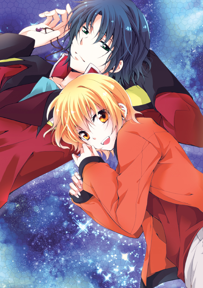 Tags: Anime, Nagakura Saki, Mobile Suit Gundam SEED, Cagalli Yula Athha, Athrun Zala, Fanart From Pixiv, Fanart, Pixiv