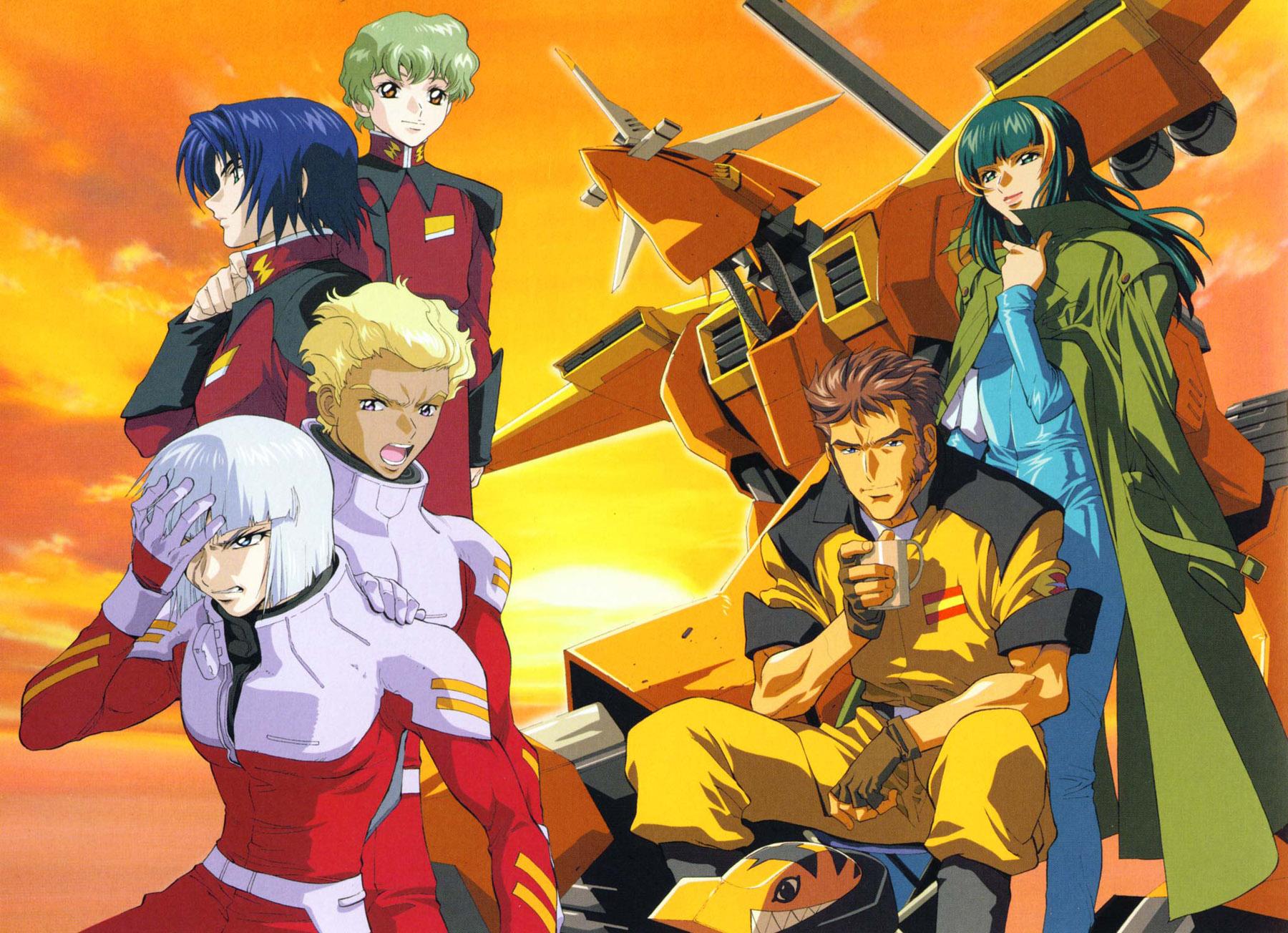 Mobile Suit Gundam SEED Image #24385 - Zerochan Anime Image Board