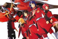 Mobile Suit Gundam Seed Destiny The Edge