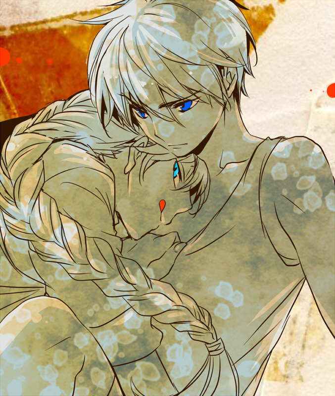Tags: Anime, Kettle201, Mobile Suit Gundam Wing, Heero Yuy, Duo Maxwell, Fanart, Pixiv