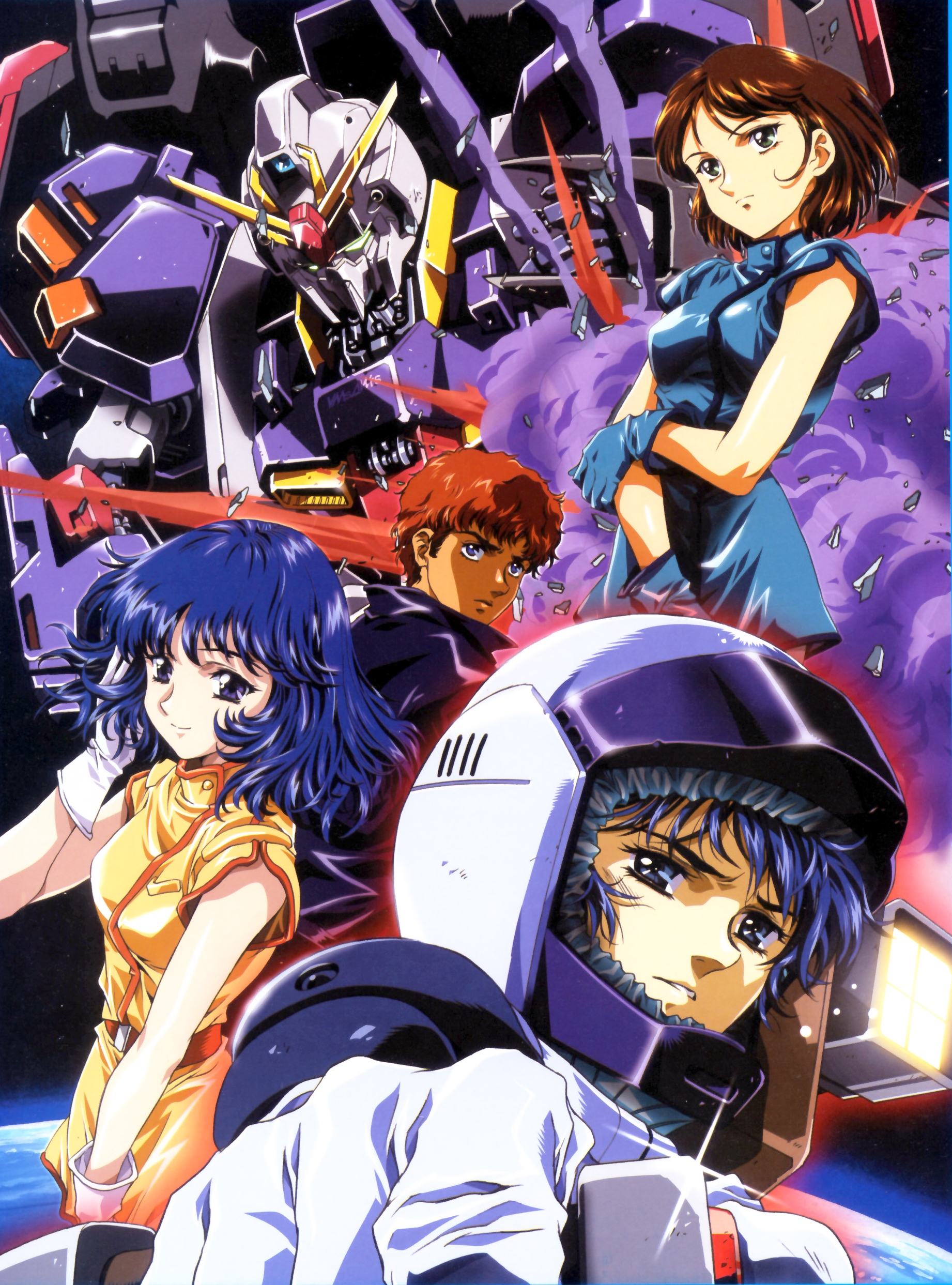 fa yuiry Fa is a character from mobile suit zeta gundam she is the childhood friend of kamille bidan and occasionally pilots the methuss.