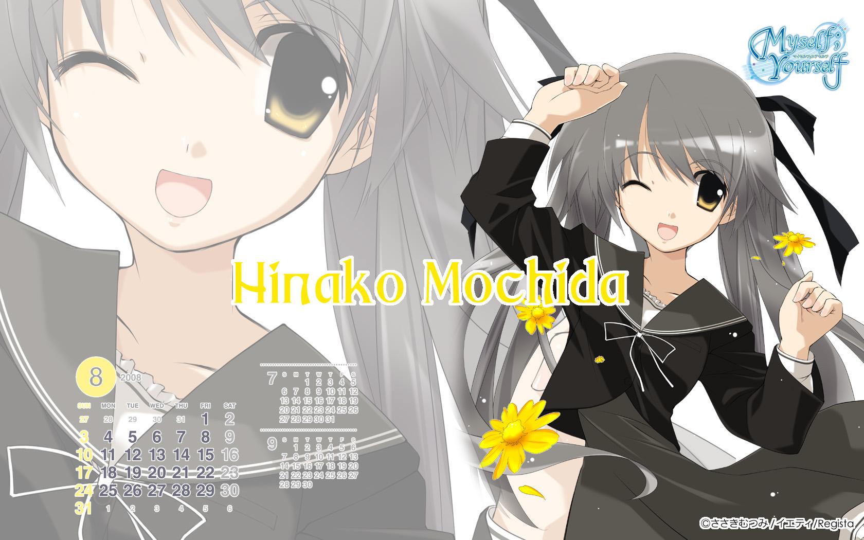 mochida hinako - myself  yourself