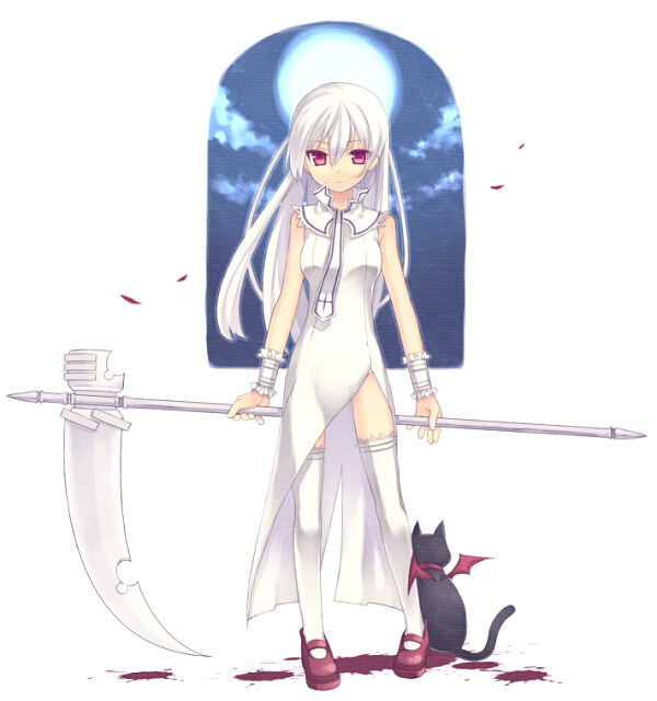 Image result for Momo from Shinigami no Ballad