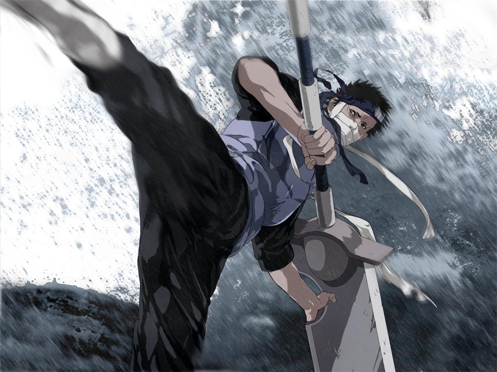 Momochi Zabuza - NARUTO - Zerochan Anime Image Board Zabuza Momochi Wallpaper