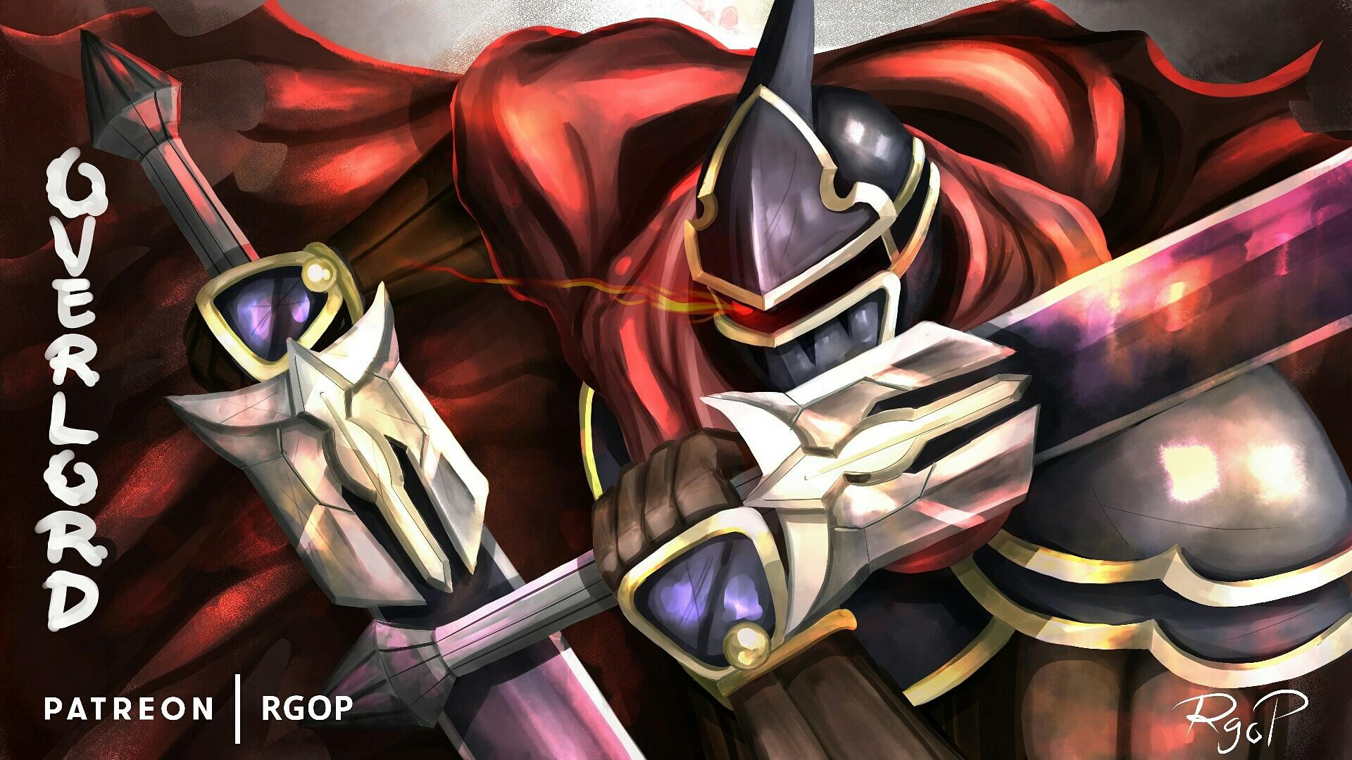 Momon Overlord Image 3001051 Zerochan Anime Image Board