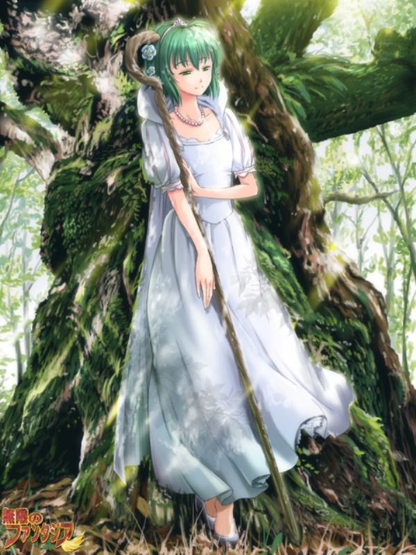 Tags: Anime, Mugen no Fantasia, Monica White, Mugen no Fantasia Race: Driadd