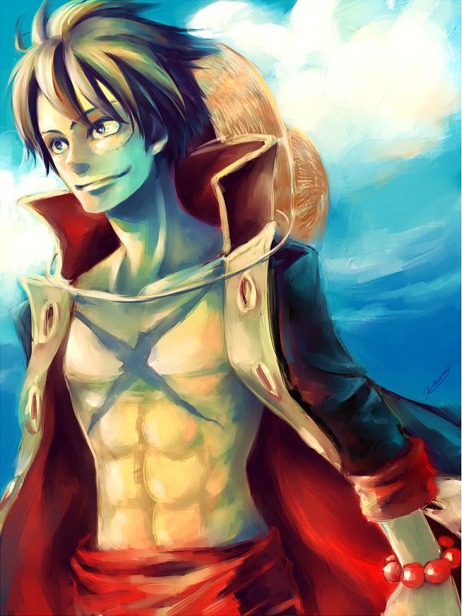 Monkey D Luffy One Piece Image 1199494 Zerochan