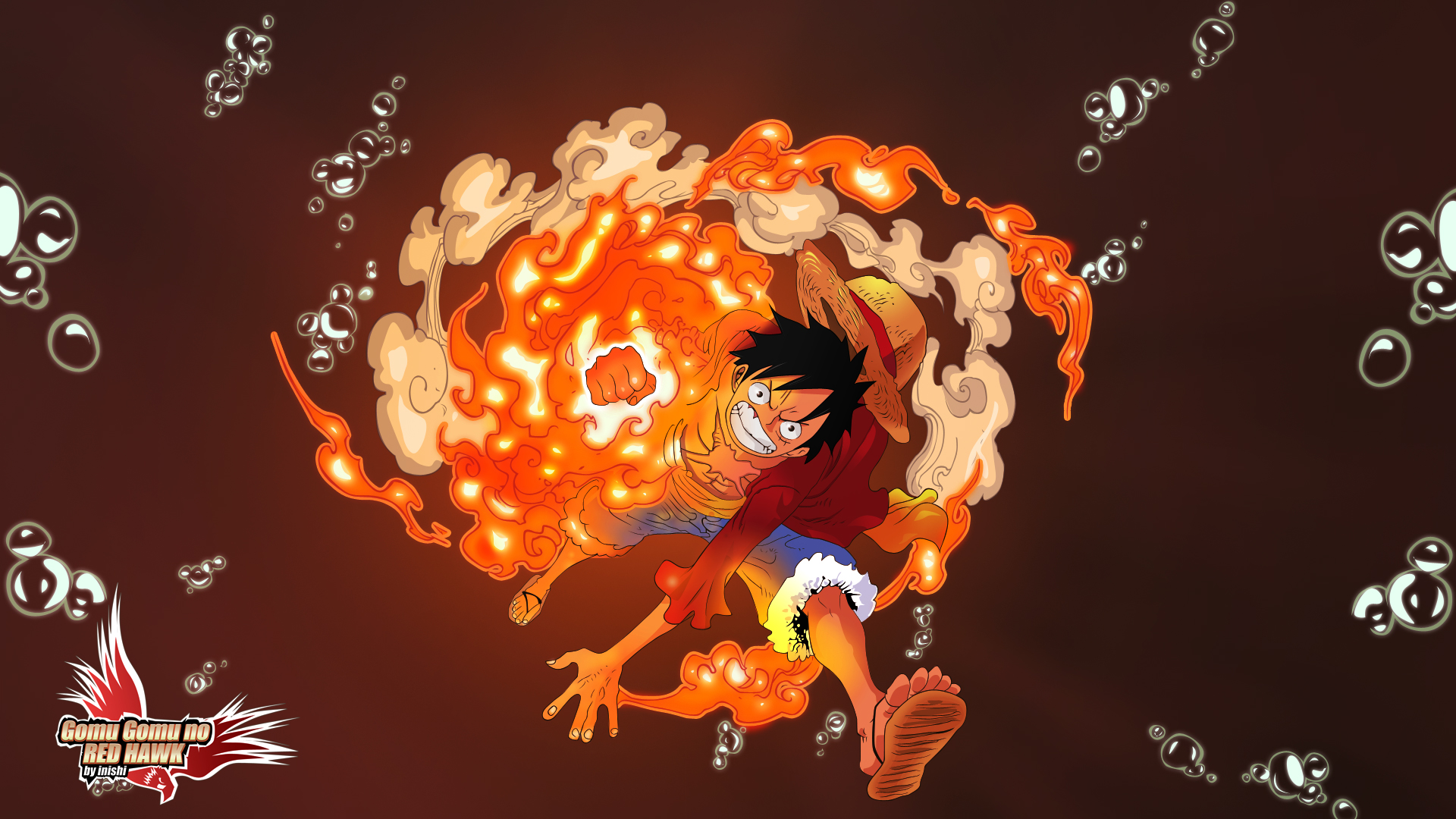 monkey d. luffy - one piece - hd wallpaper #1277095 - zerochan anime