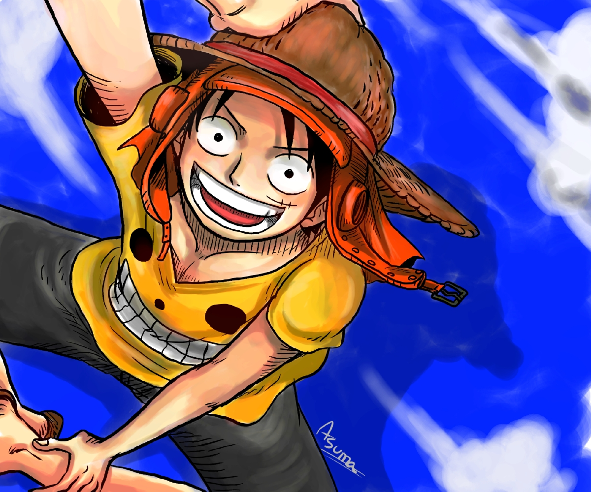 Monkey D Luffy Pictures Free Download: Page 3 Of 8 - Zerochan Anime Image Board