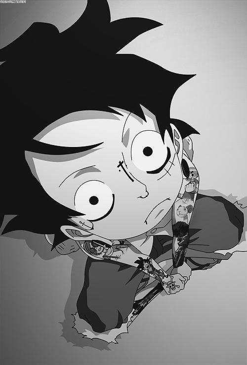 Monkey D Luffy One Piece Mobile Wallpaper 1675780