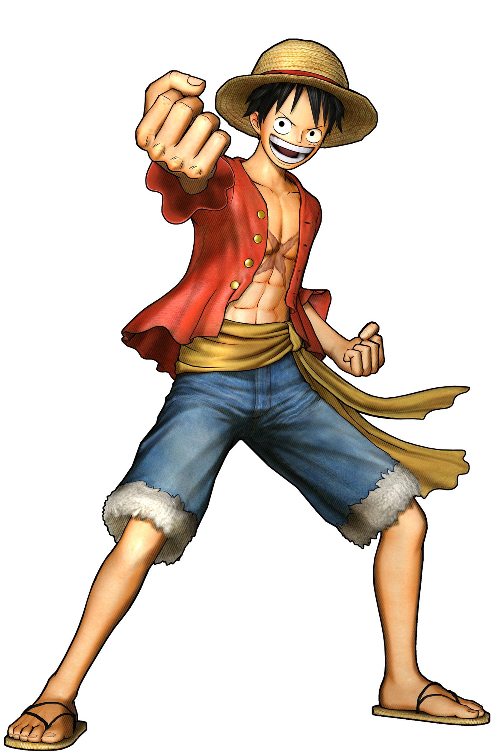43 Gambar Luffy Keren 3d Gratis Terbaru Gambar Keren