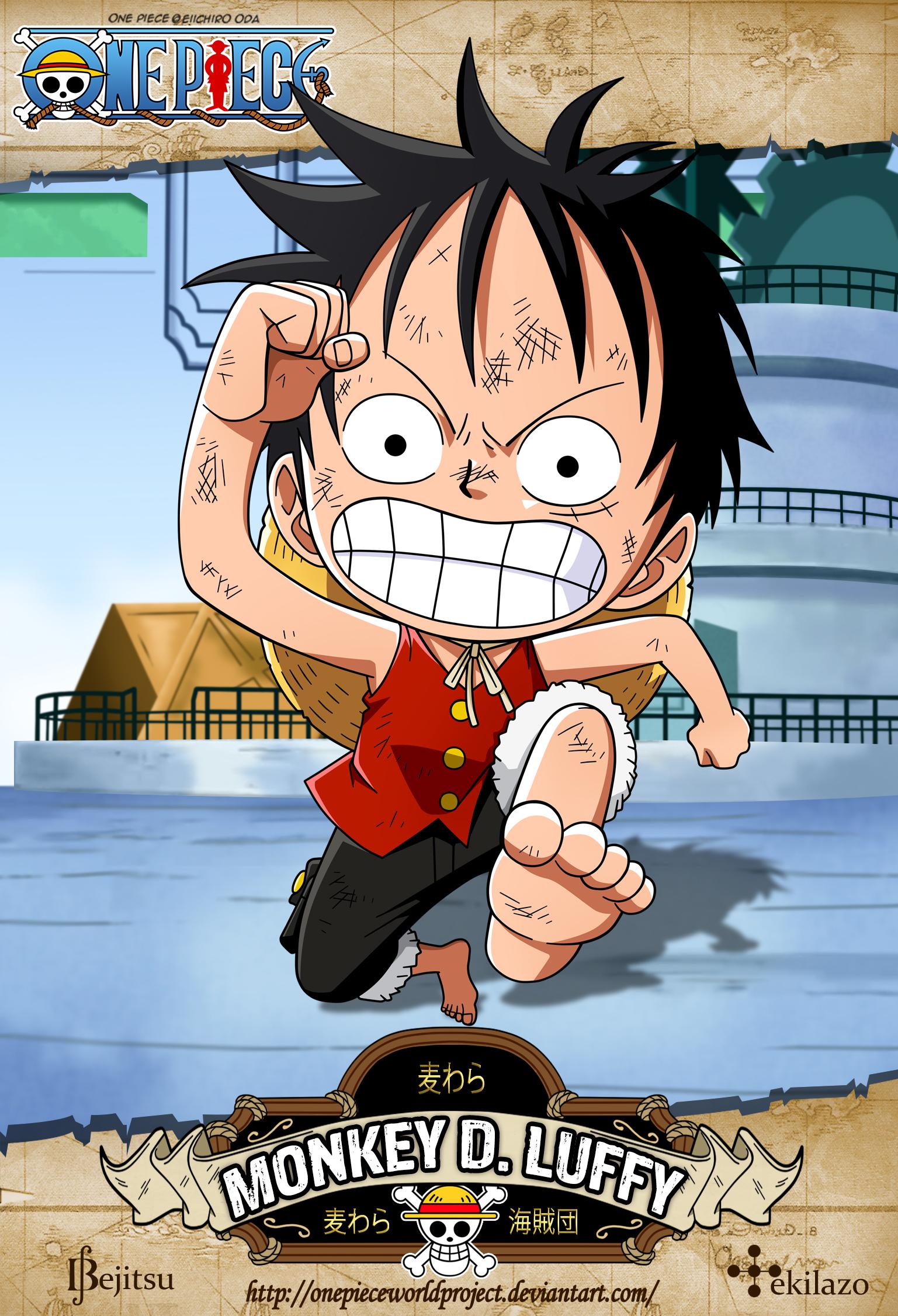 monkey d. luffy - one piece - image #2146220 - zerochan anime