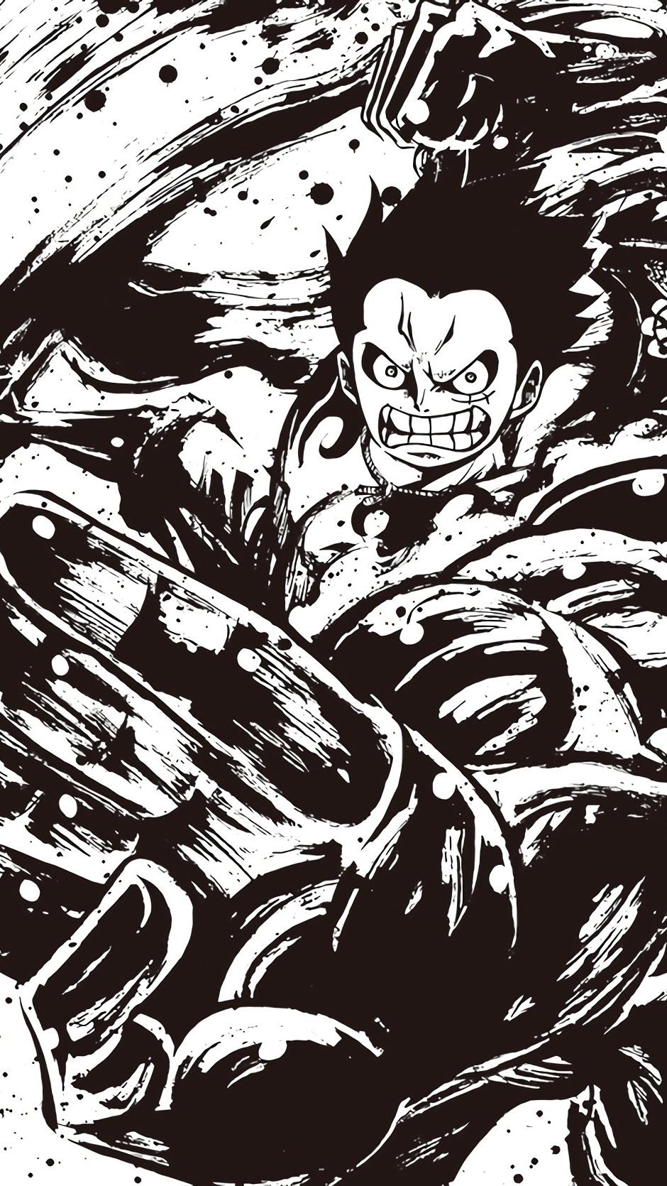Gear Fourth Boundman One Piece Zerochan Anime Image Board