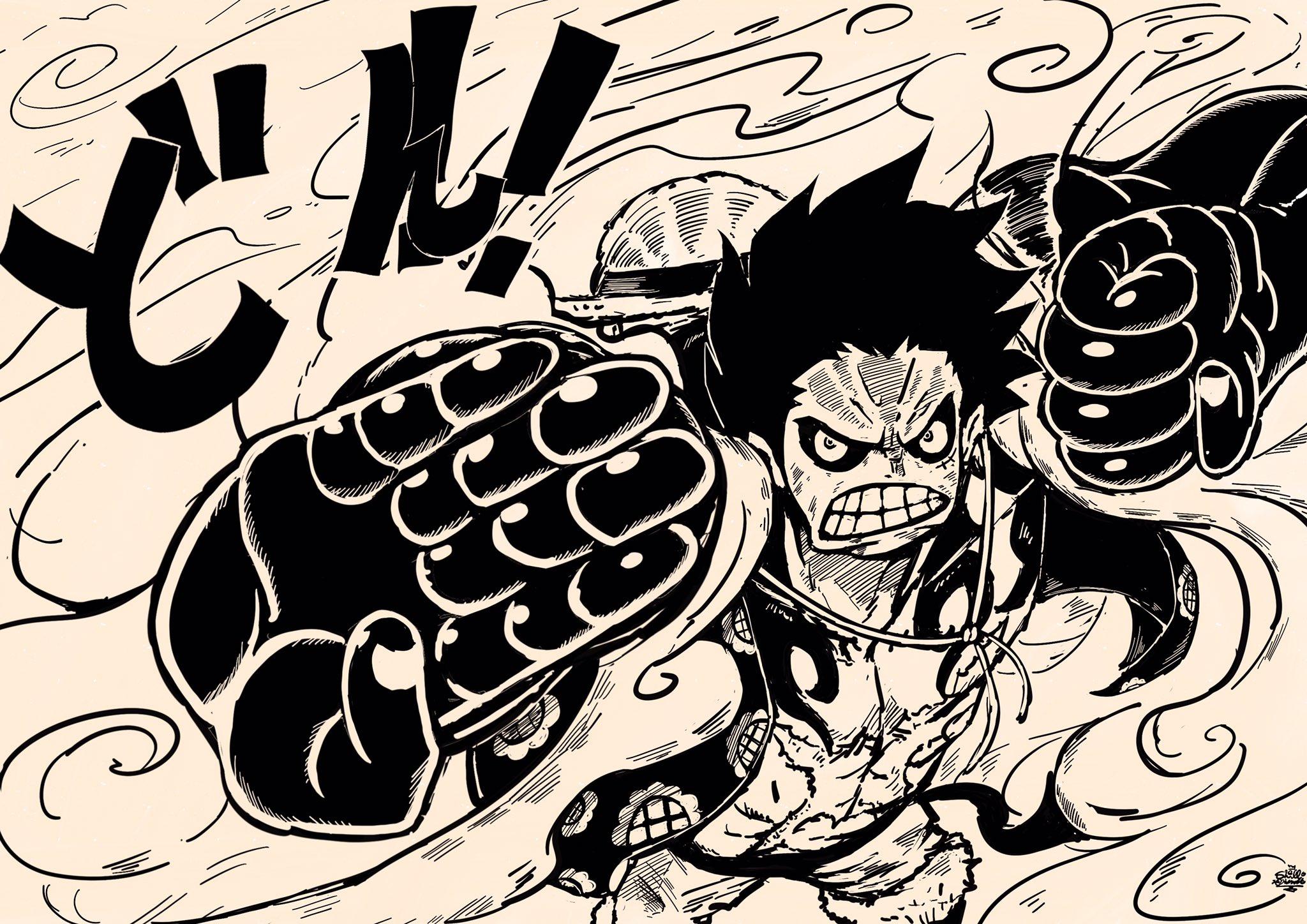 Monkey D Luffy One Piece Image 2497348 Zerochan