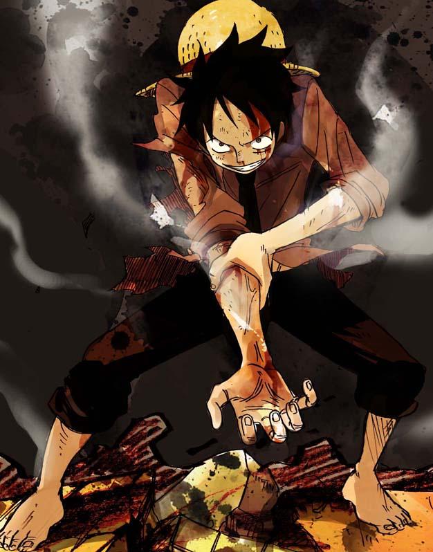 Monkey D Luffy One Piece Image 395329 Zerochan Anime Image Board